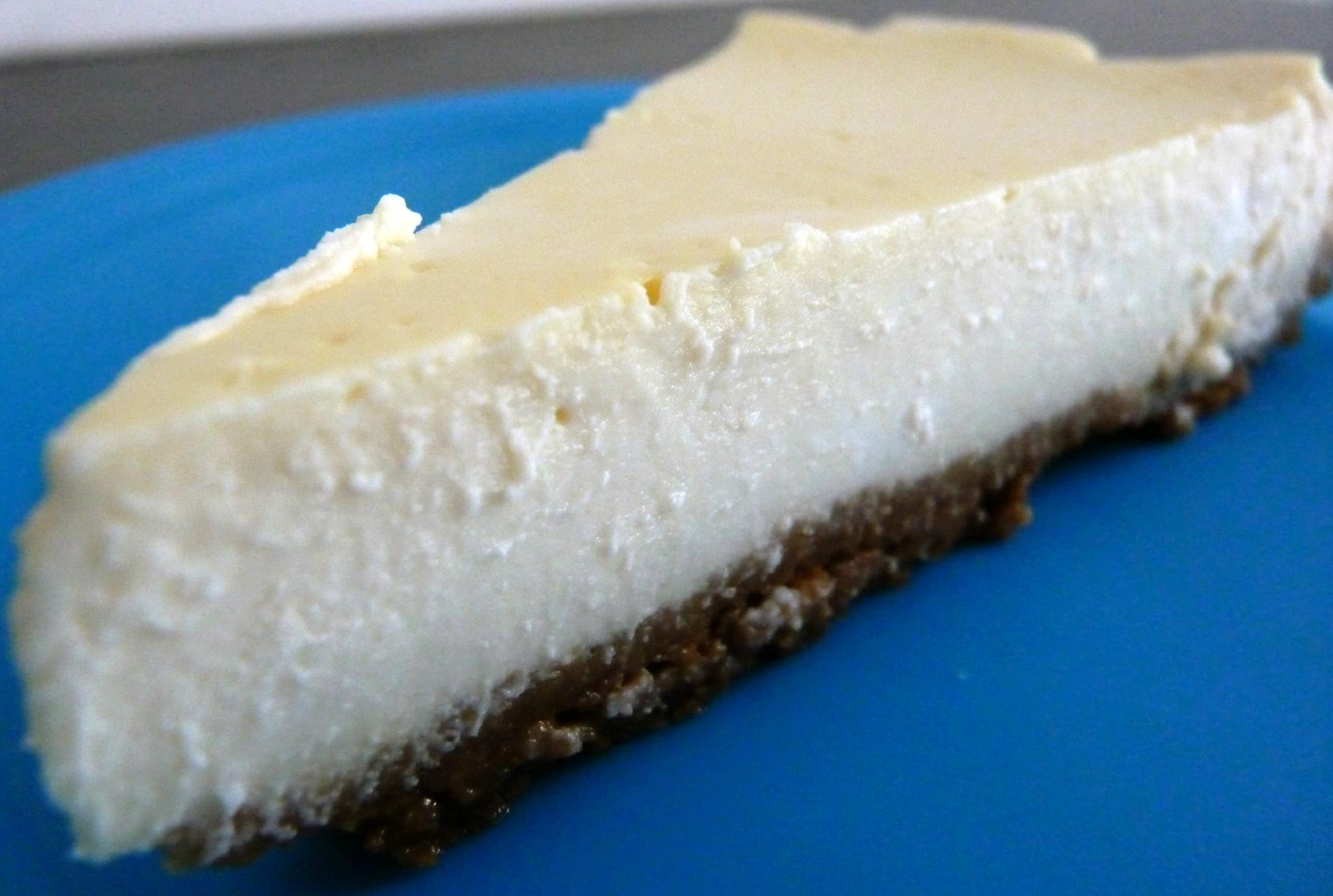 cheese cake au saint moret