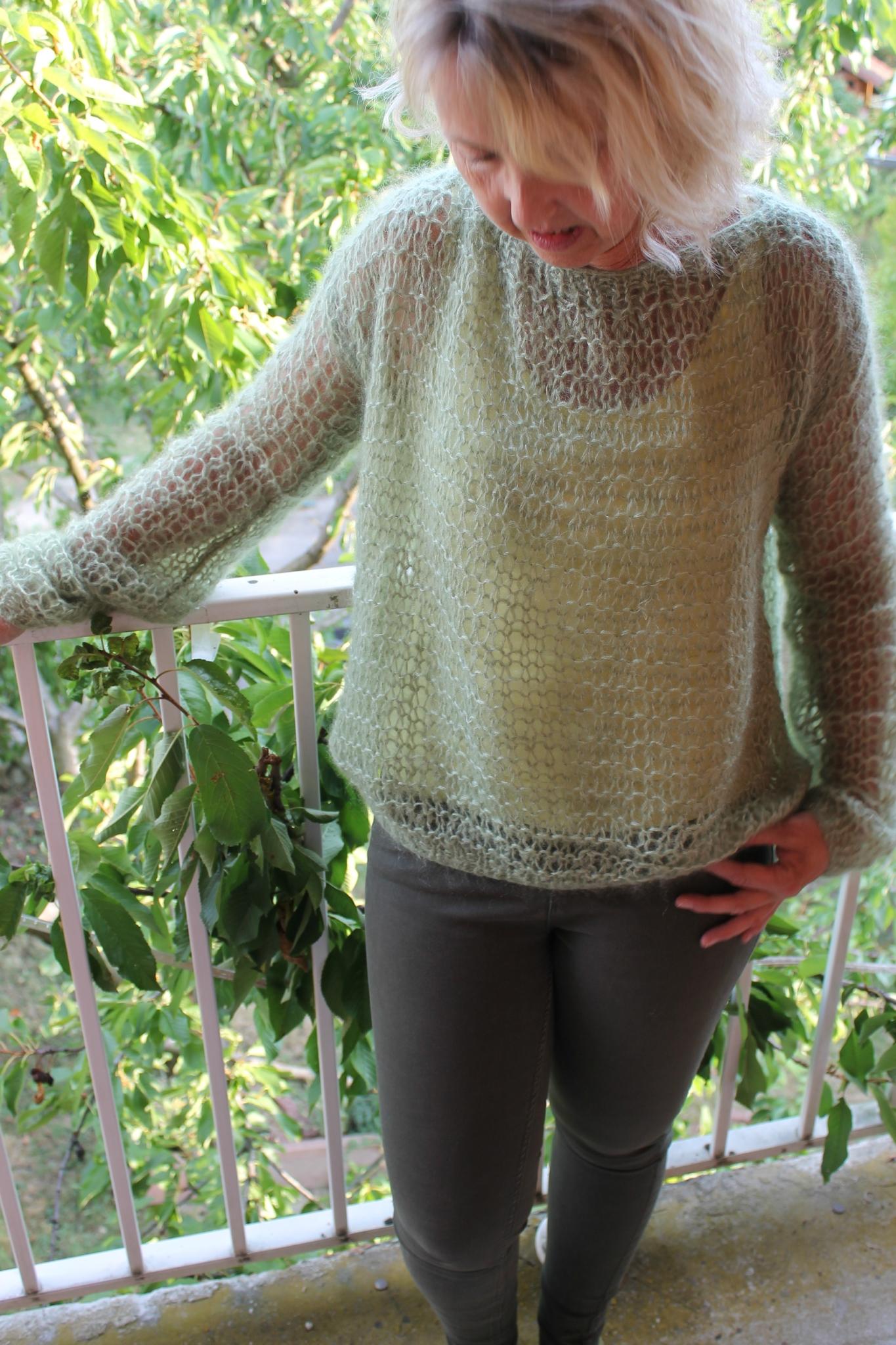 Aiguilles à tricoter N°15