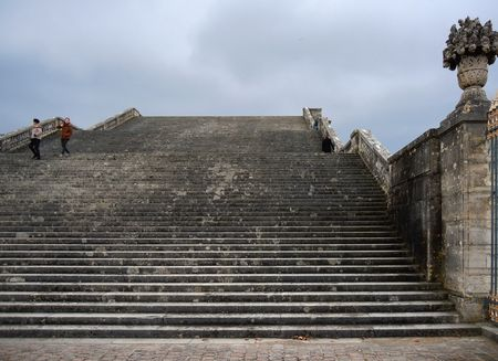 Grand escalier Versailles