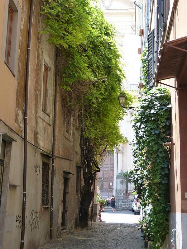 balade dans le Trastevere2