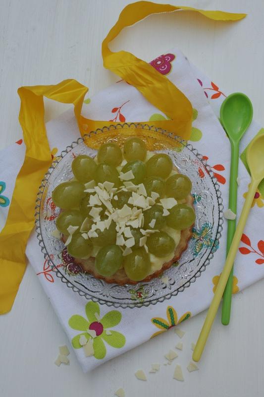 tartelettes renversées aux raisins - minouchka passion culinaire 1