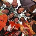 977-Quelques photos du groupe par Philippe MONTAUT