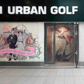 Urban golf londres grande bretagne