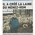 Article du Tlgramme - 23/01/2013