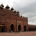 The Gate of Fatehpur Sikri