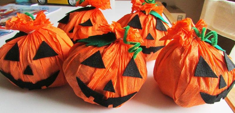 Pr paratifs pour halloween 2 me prise les aventuriers - Comment faire des decoration pour halloween ...