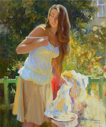 laundress_60x50_oil_canvas_2008_big