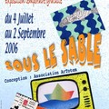 2006-07 Expo ART POSTAL Sous le Sable