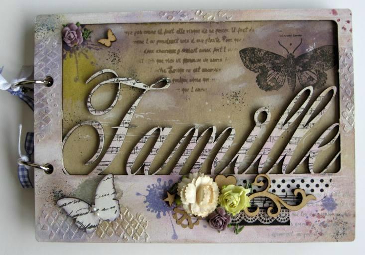 Album Famille recto