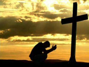 Prière Croix