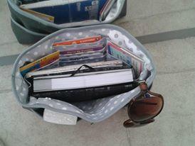 Tuto organisateur de sac petits bonheurs simples - Tuto organisateur de sac ...