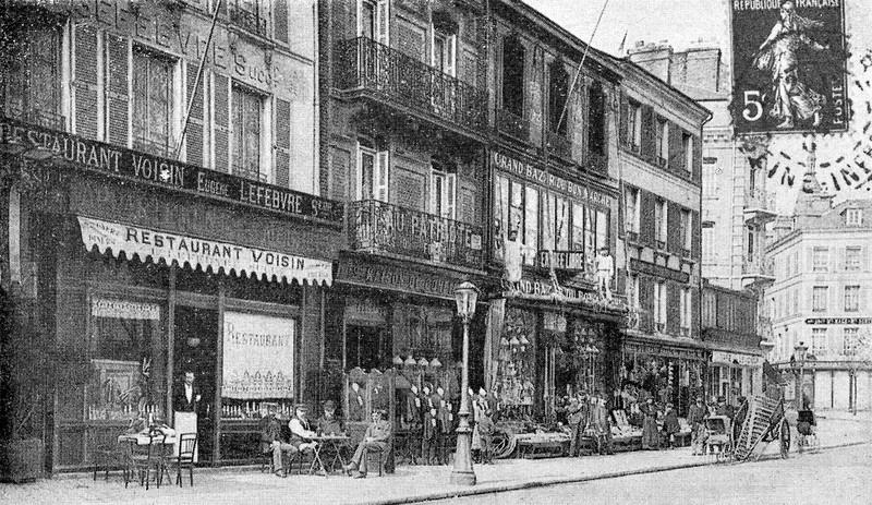 Cafe rencontre rue st-joseph