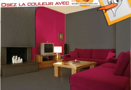 Simulation de couleurs en ligne d coration stinside for Decoration interieur couleur