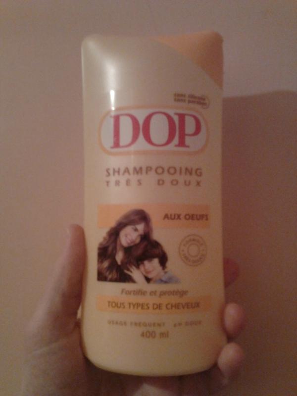 dop aux oeufs shampooing essaier de nouveaux produits ma lubie. Black Bedroom Furniture Sets. Home Design Ideas