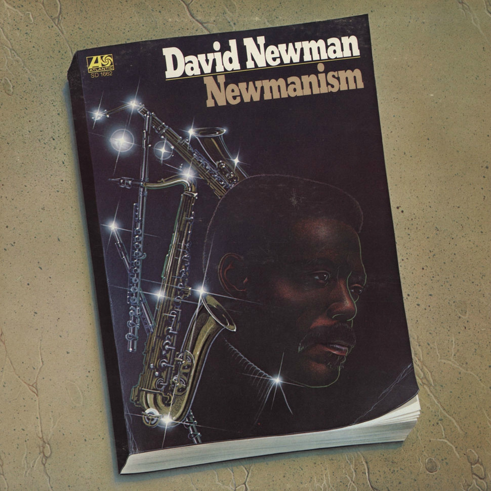 David Newman - 1974 - Newmanism (Atlantic)