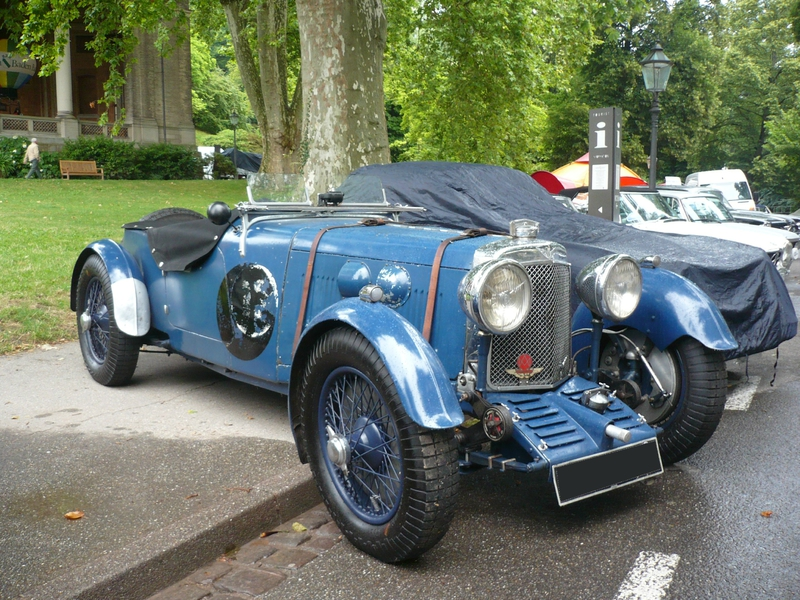 ASTON MARTIN International 1 1-2 Litre Baden Baden (1)