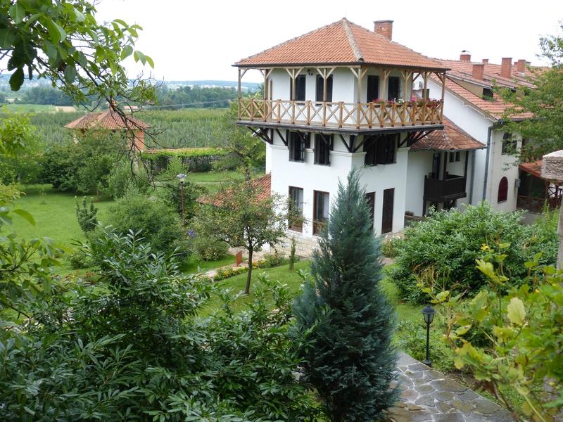 monastère de Žiča