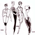 Dessins de Balenciaga