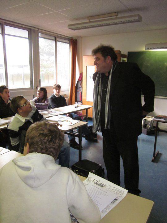A la Charité sur Loire collège Michot