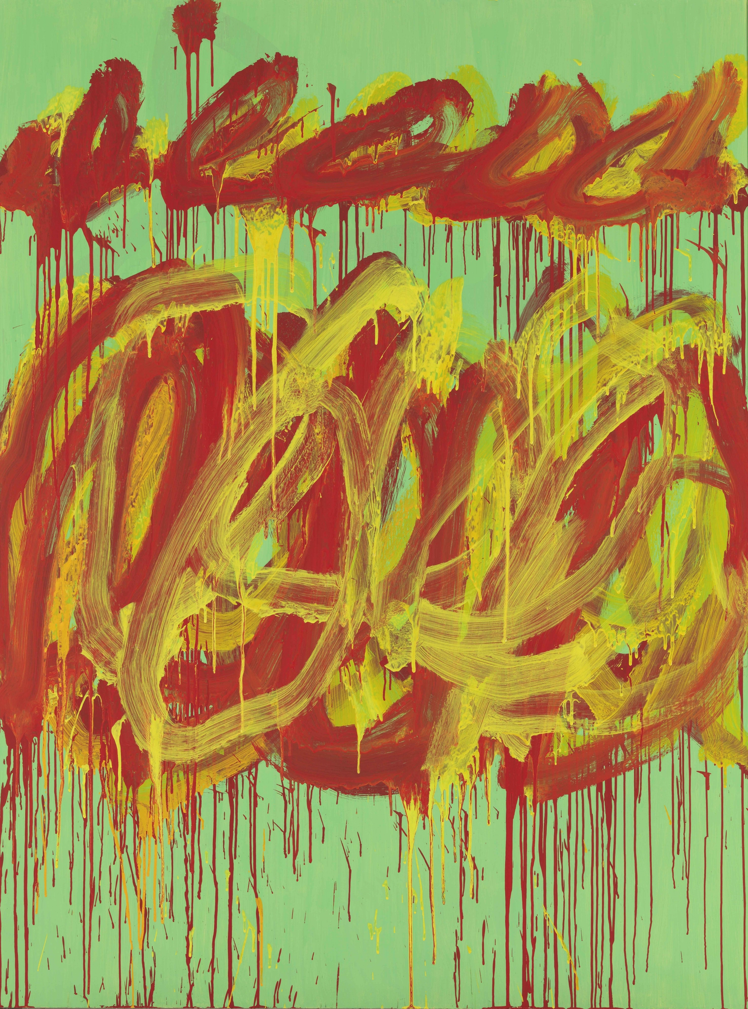 Unique survey of Cy Twombly's work opens at Museum Brandhorst