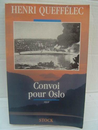 Convoi pour Oslo