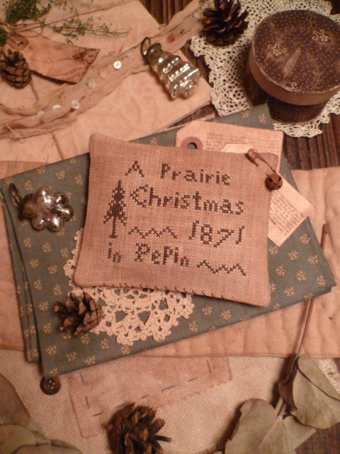 A Prairie Christmas in Pepin 1871 US$ 7.00