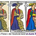 ecole de tarot - force