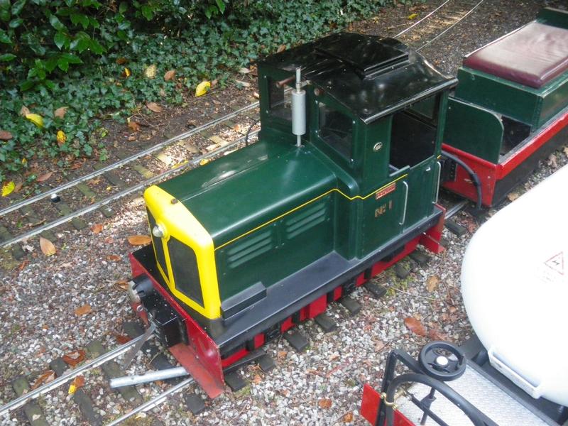 0485 Chaldon Light Railway 18 septembre 2014