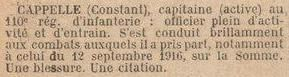Citation JO 14 juillet 1917