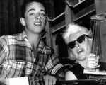 1955_NewYorkCity_Marilyn_inBlack_0010_040_withJamesHaspiel_1a