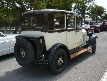 CITROËN B14 familiale 1928 Poussan (2)