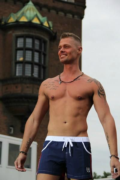 Ow.ly. The recently-crowned winner of Mr. Gay Denmark has revealed that he