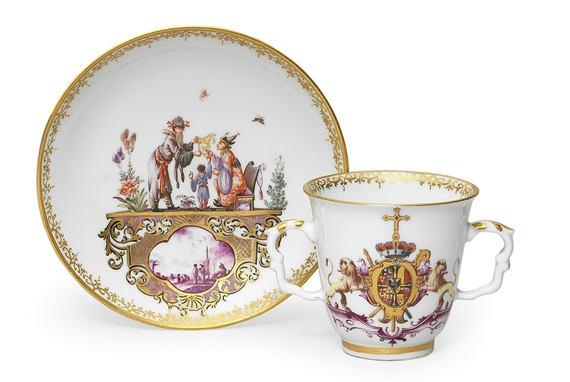 Rare Meissen goes home as German museum snaps up treasure at Bonhams European Ceramics Sale