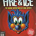 Fire & ice sur atari 520 st