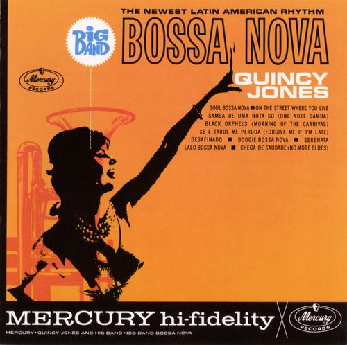 Quincy Jones - 1962 - Big Band Bossa Nova (Mercury) 2