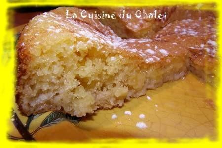 gateau avec compote de pomme – gâteaux et pâtisseries site culinaire
