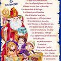 Saint-nicolas, patron des écoliers...