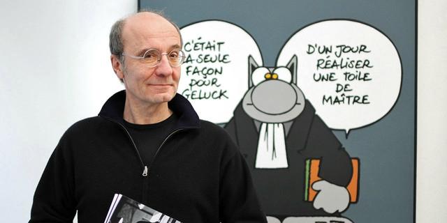 """""""Le Chat"""" de Geluck va avoir son propre musée à Bruxelles"""