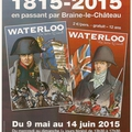 Expo: waterloo :1815 -2015 a braine le chateau ; belgique