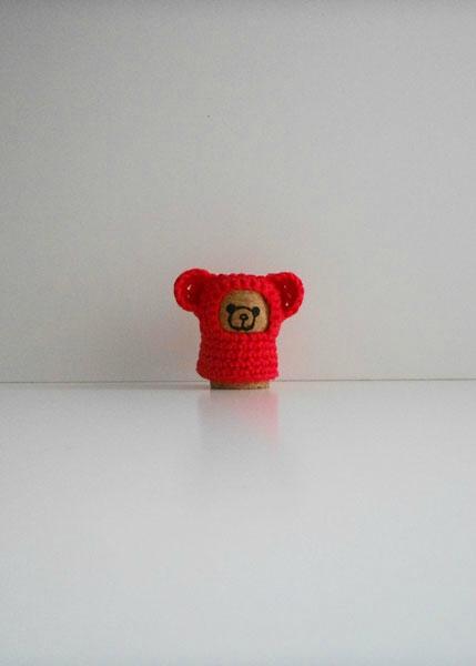 petit bouchon rouge - Anisbee