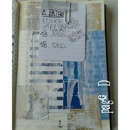 Janvier listes page D