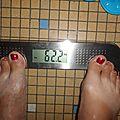 10 Mon poids le 03 septembre