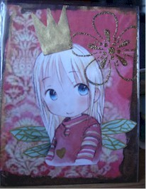 188 - manga girl