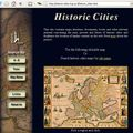 Historic cities 1486-1800