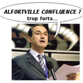 Quand le maire fait l'loge d' ALFORTVILLE CONFLUENCE...