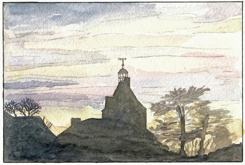 15 Sablé - La tour du trésor