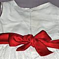 Une robe de cérémonie pour mes louloutes