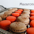Macarons...
