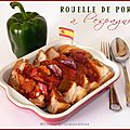 Rouelle de porc  l