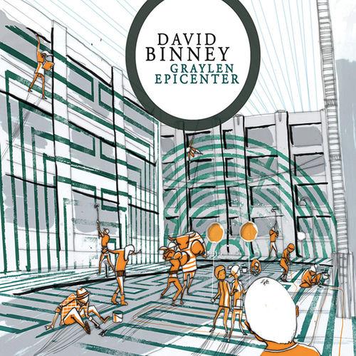 David Binney - 2011 - Graylen Epicenter (Mythology)